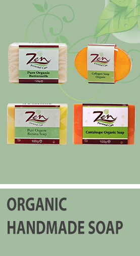 Three Product Lines - Organic Handmade Soap 1