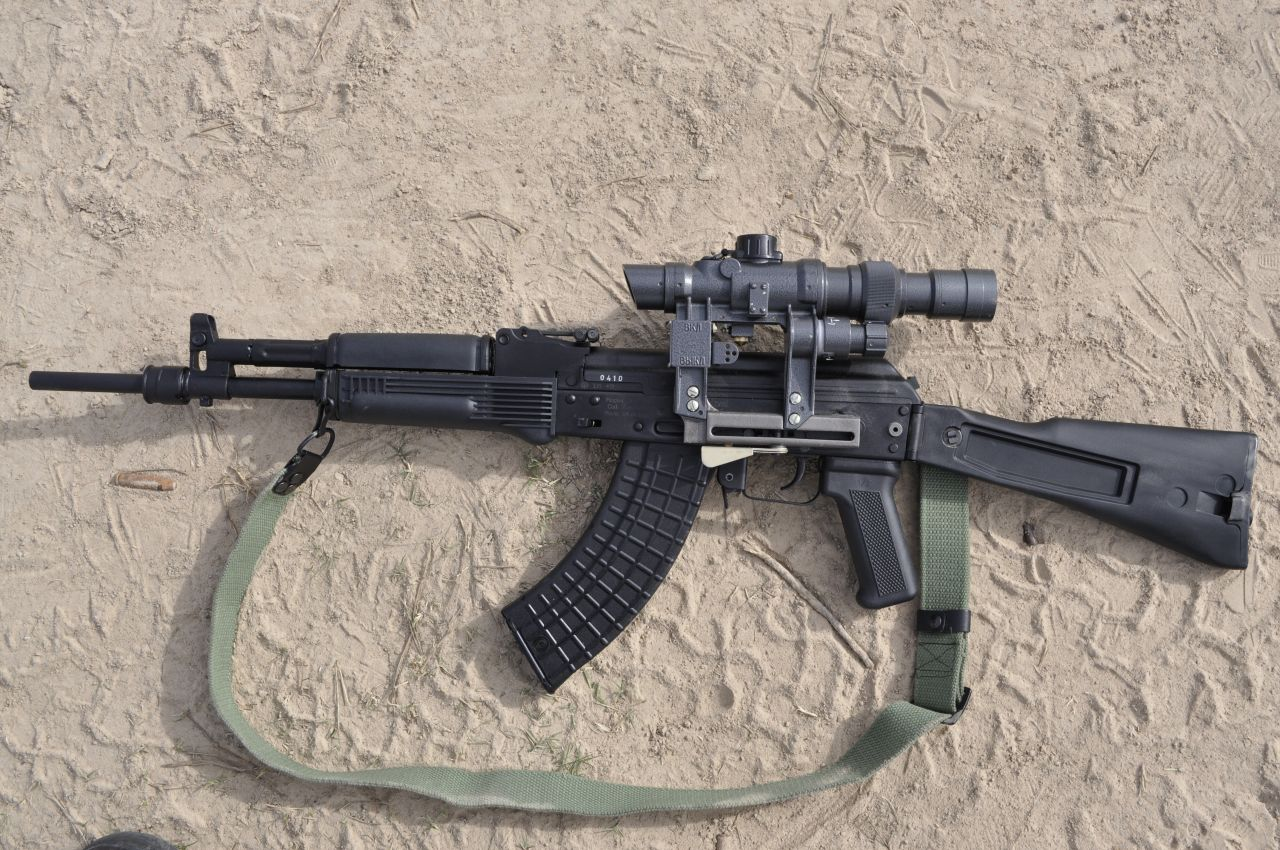 scope options for a