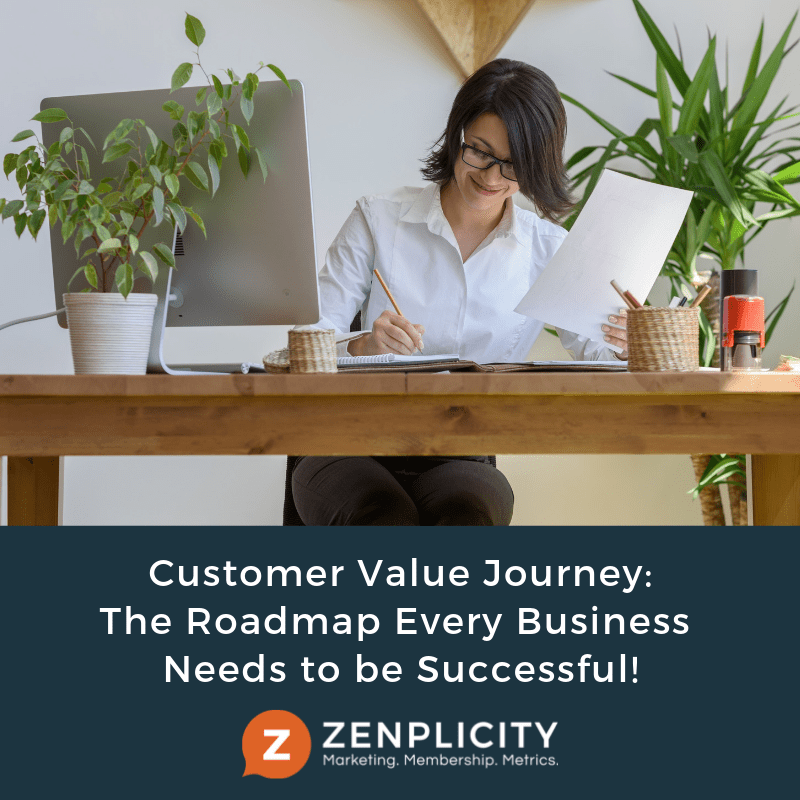 Customer Value Journey – The Roadmap Every Business Needs to be Successful!