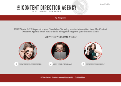 The Content Direction Agency - Lacy Boggs