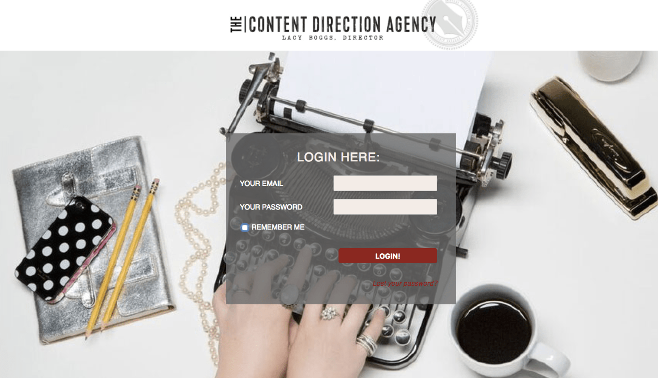 The Content Direction Agency – Lacy Boggs