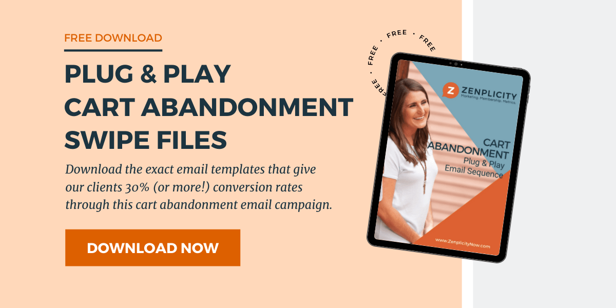 Cart Abandonment Email Campaign - Recover Sales With 3 Simple Emails