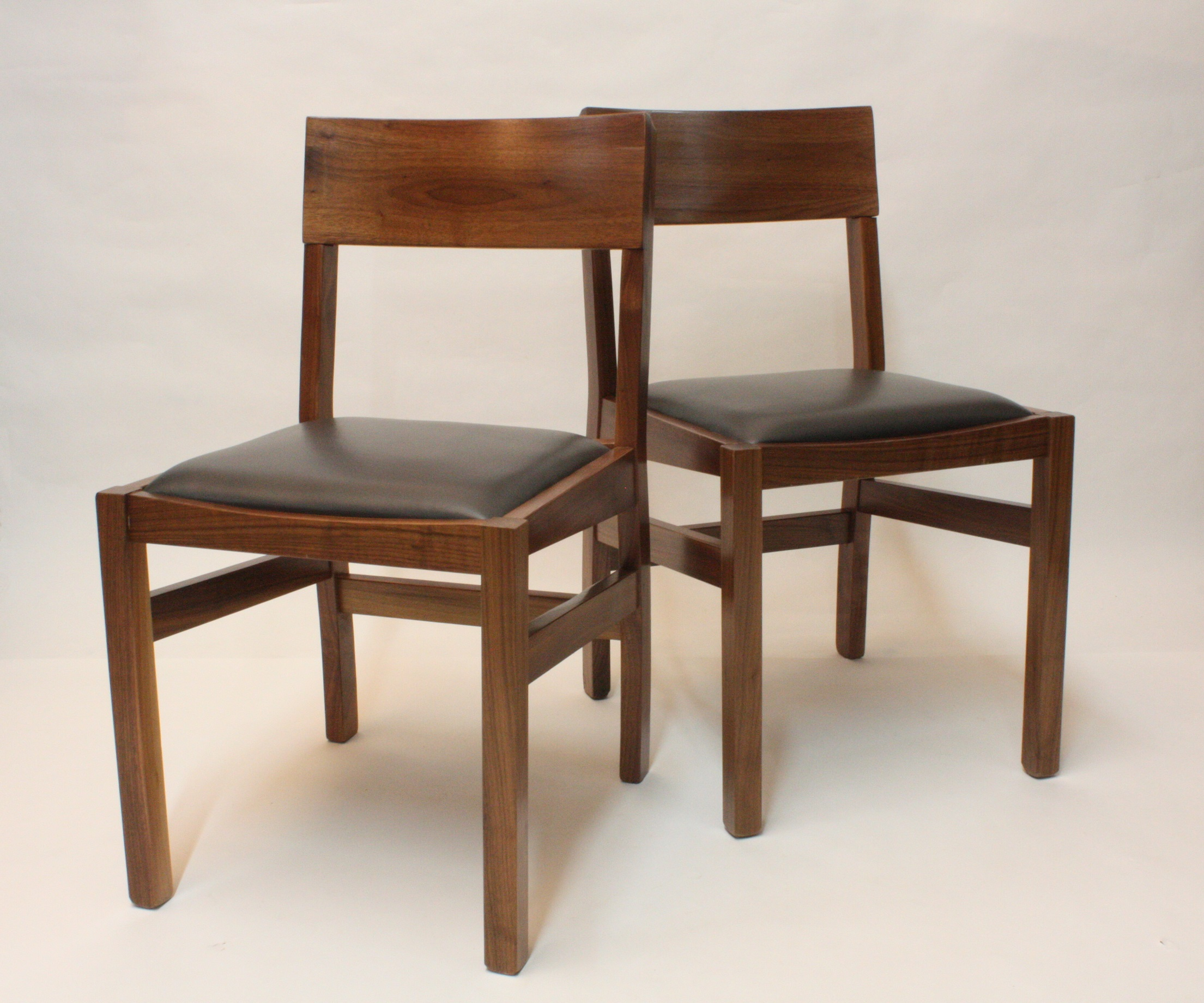 Walnut Dining Chair Angel Walnut Dining Chair