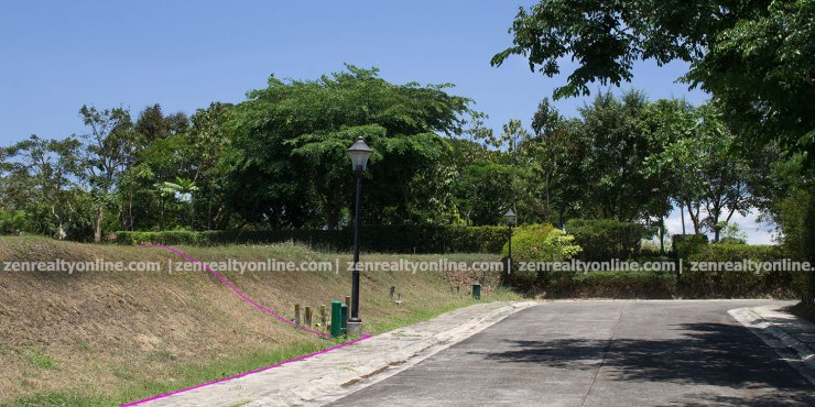 Ayala Westgrove Heights 458 sqm Corner Lot for sale