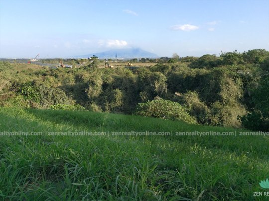 Ayala Westgrove Heights Lot for sale with view of Mt. Makiling