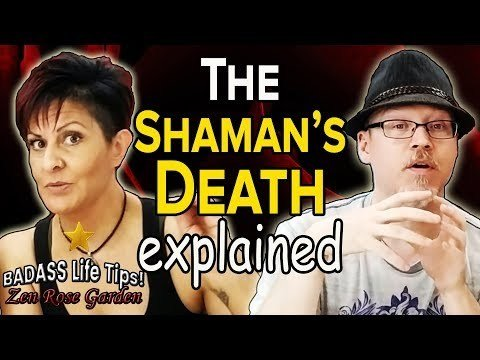 Shamanic Death Initiation REVEALED! | How To Be Spiritual AF: Shamanic Awakening!