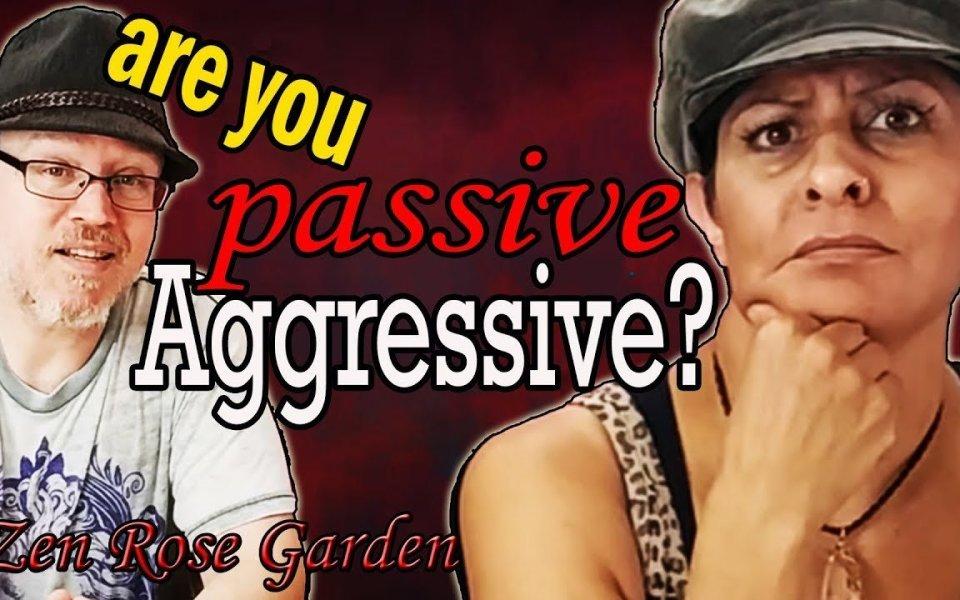 What Is Passive Aggressive Behavior? | 3 Passive Aggressive Communication Habits To Stop NOW!