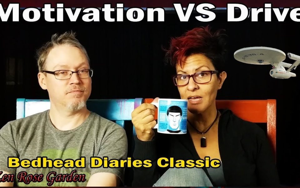 How To Stay Motivated To Achieve Your Goals. Motivation Vs Drive