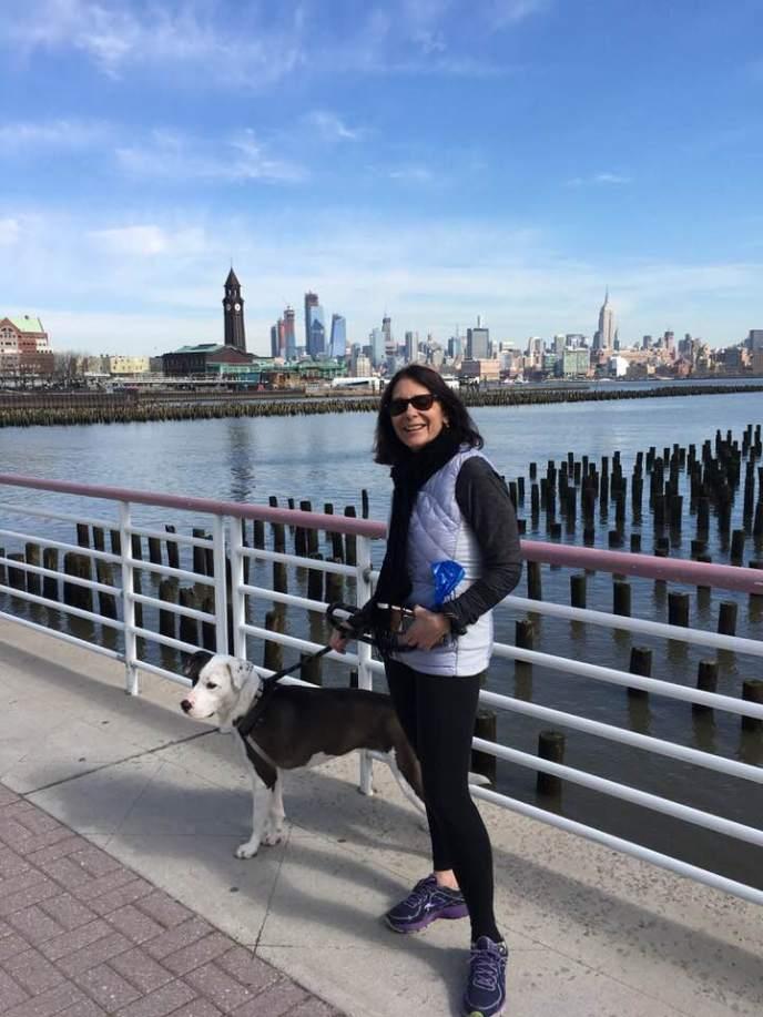 hoboken newport jersey city boardwalk