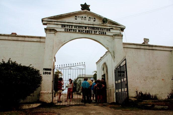 jewish cemetery cuba