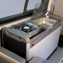 Outdoor Kitchen Modules Cabinet Zen Adventure Van Modifications - Removable Setup