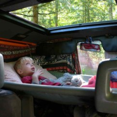 Fold Out Sofa Bed Uk Brooklyn Leather Zen Adventure Van Modifications -