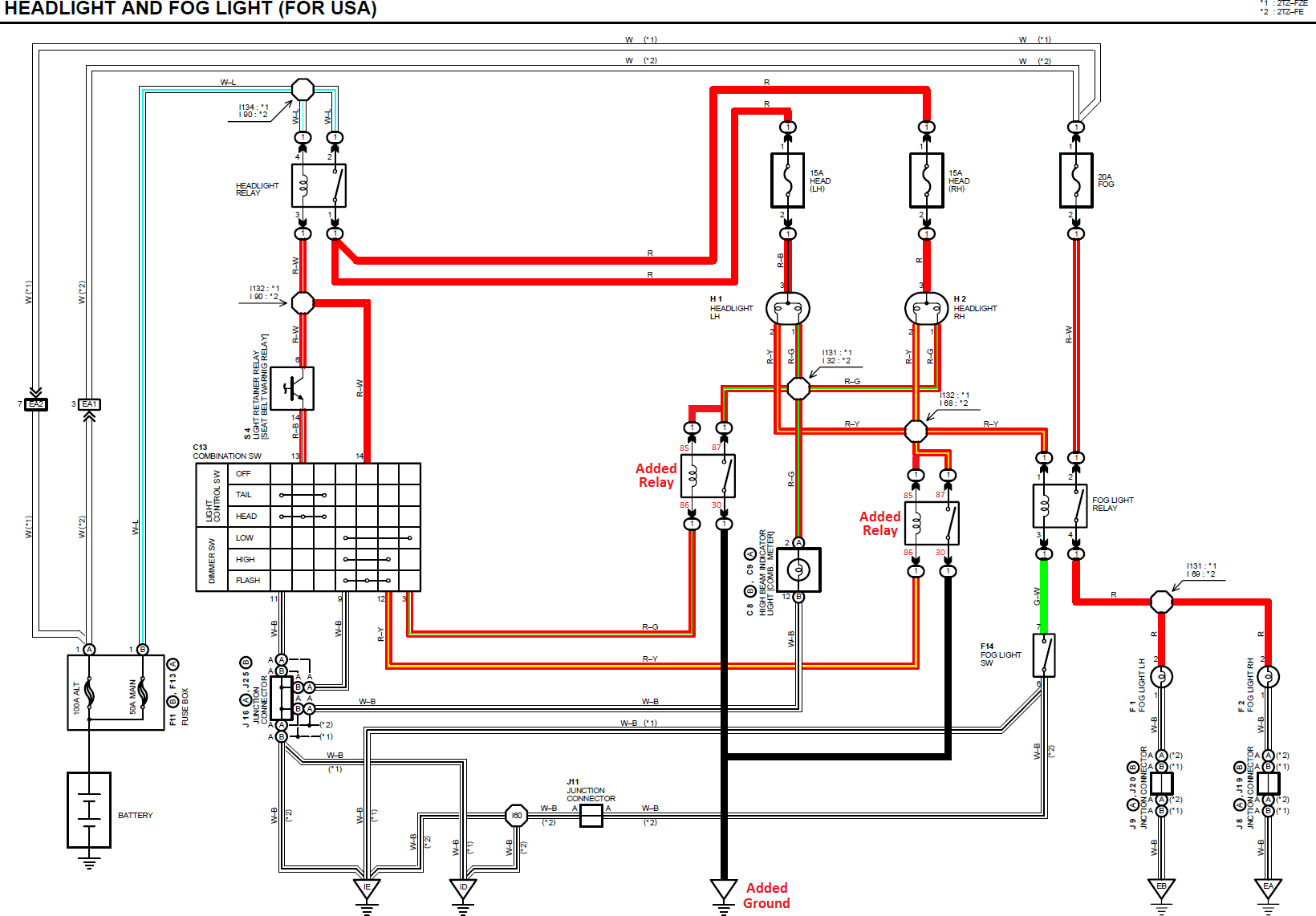 Excellent H4 Headlight Wiring Diagram Infiniti Wiring Diagram Wiring Cloud Cosmuggs Outletorg