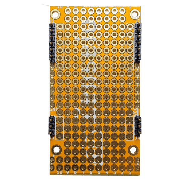 Prototyping Module with 2mm-pitch headers