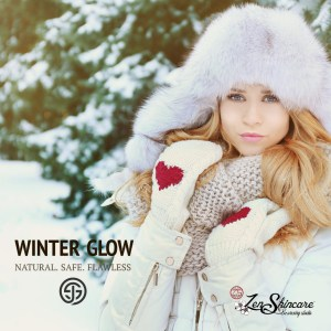 Winter Bronze Glow Organic Spray Tan at Zen Skincare Asheville, NC.