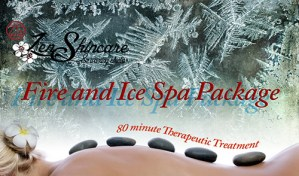 Fire and Ice Facial Spa Package Asheville, NC