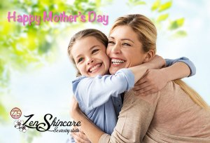 Happy Mothers Day 2019 Facial Service Zen Skincare Waxing Studio Asheville NC