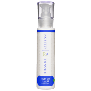 Ra Creamy Milk Cleanser Zen Skincare Waxing Studio Asheville NC