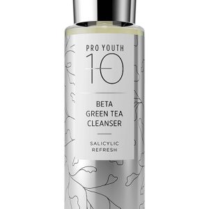Rhonda Allison Pro Youth Minus 10 Beta Green Tea Cleanser 120ml Zen Skincare Waxing Studio Asheville NC