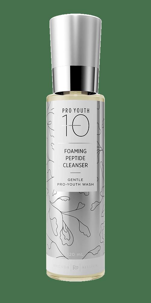 Rhonda Allison Pro Youth Minus 10 Foaming Peptide Cleanser 120ml Zen Skincare Waxing Studio Asheville, NC