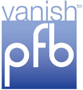 PFB Vanish Serum products for ingrown hairs at Zen Skincare and Waxing Studio in Asheville, NC
