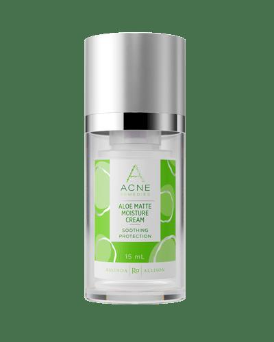 Ra Aloe Matte Moisture Cream 15ml Zen Skincare Waxing Studio Asheville, NC