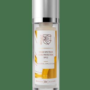 Ra eZinc Protection Cream SPF22 30ml Zen Skincare Waxing Studio Asheville, NC