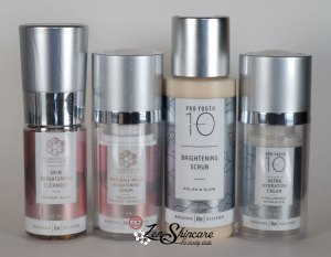 Rhonda Allison Pigmentation Brighten Glow Facial Kit Zen Skincare Waxing Studio Asheville, NC