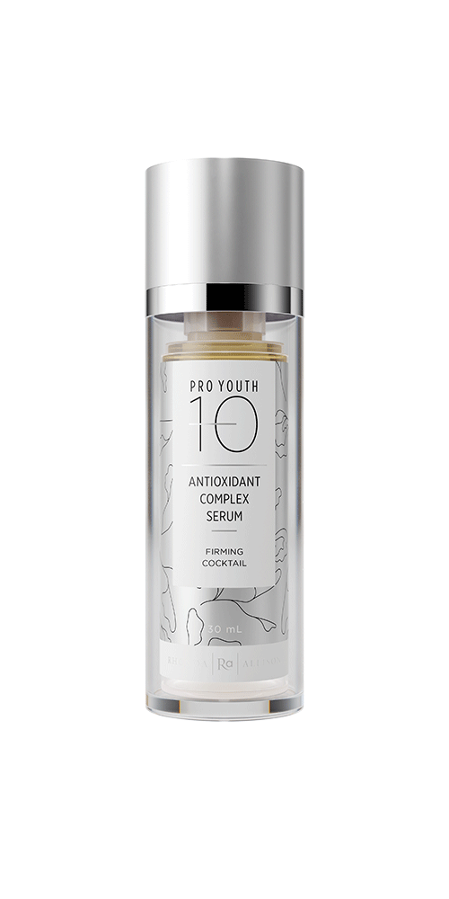 Rhonda Allison Pro Youth Minus 10 Antioxidant Complex Serum 30ml Zen Skincare Waxing Studio Asheville, NC