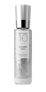 Rhonda Allison Pro Youth Minus 10 Cucumber Spritz 120ml Zen Skincare Waxing Studio Asheville, NC
