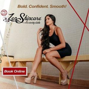 Full Leg Waxing Services Zen Skincare Waxing Studio Asheville NC