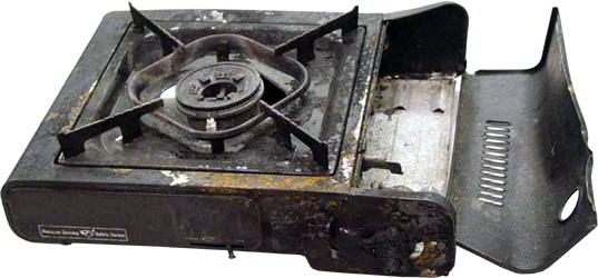 2 Of 9 Bernzomatic Propane Cook Stove Burner Vine Model St 820 Electronic Ignition
