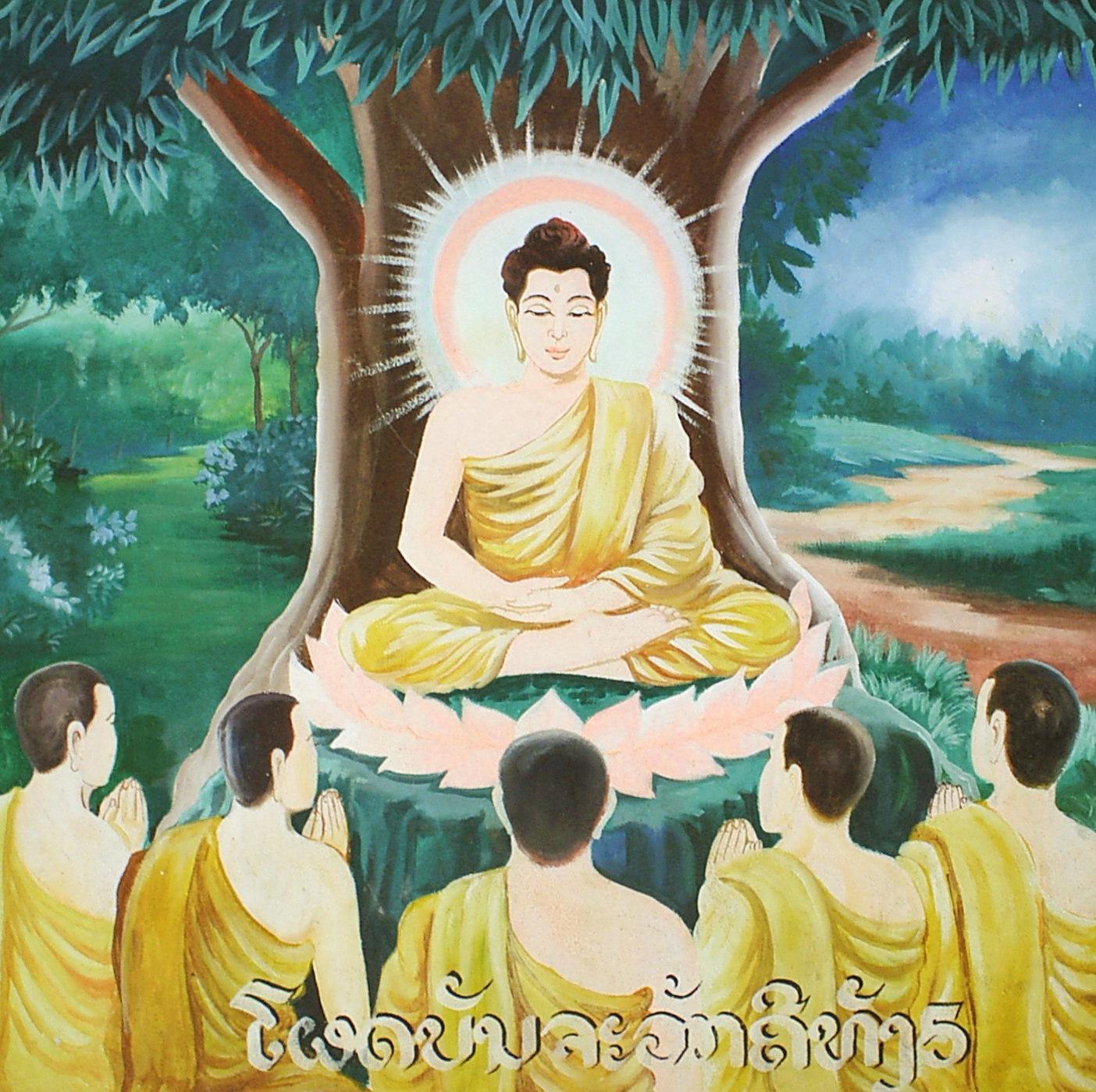 Buddha — 14 Brief Wisdom Lessons 55