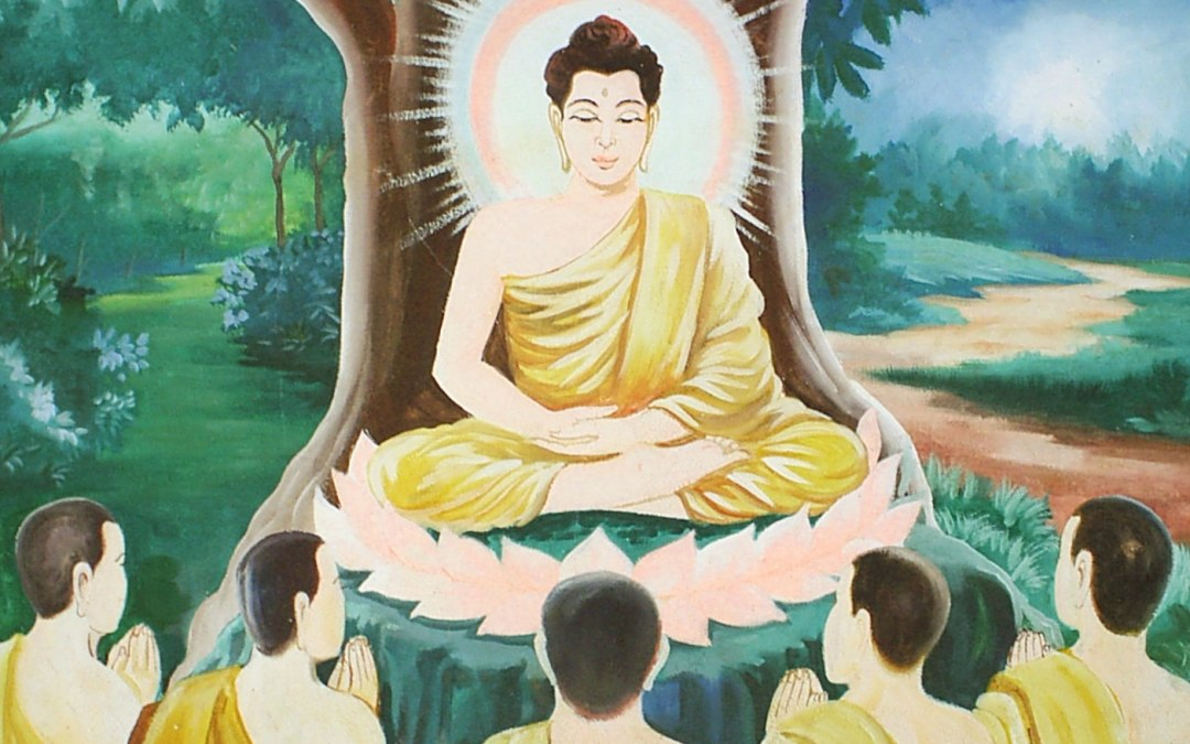 14 – Buddha's Teachings Part 1: The Three Marks and the Teaching of Not-Self (Anatta)