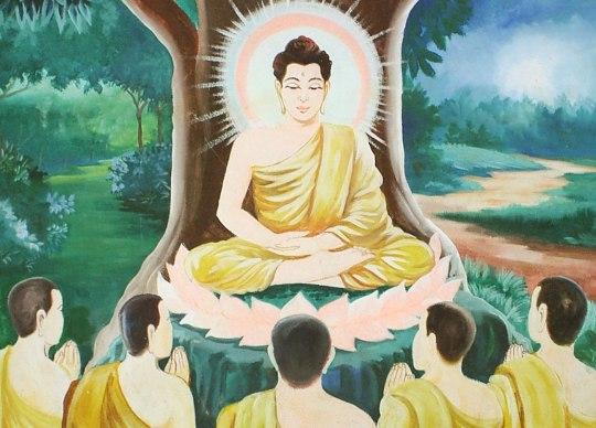 14 – Buddha's Teachings Part 1: The Three Marks and the Teaching of Not-Self (Anatta)
