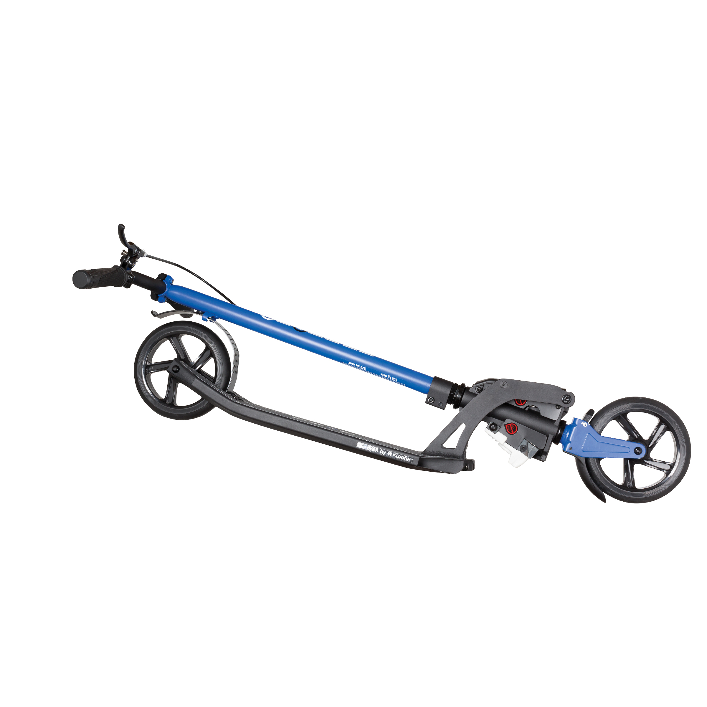 Three Wheel Motor Scooter