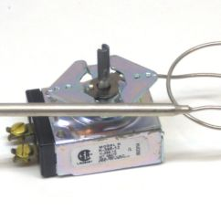 Robertshaw Oven Thermostat Wiring Diagram Pac Sni 8 K 396 12 Toaster For 46 1174