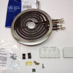 Hotpoint Oven Element Wiring Diagram Sony Cdx Gt35uw Wb30x356 Ge Range Calrod Unit Burner Eye