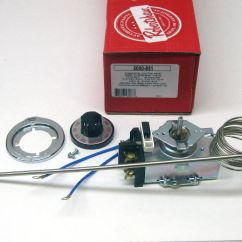 Robertshaw Oven Thermostat Wiring Diagram 2002 Bmw E46 Radio 5000 851 Commercial Cooking Electric