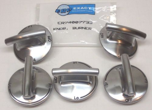 small resolution of 74007733 5 pack burner knob for jenn air gas range cooktop ps2375871 ap5668987