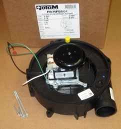 details about draft inducer furnace blower motor for goodman 223075 01 119384 00 rotom rfb501 [ 1600 x 1558 Pixel ]