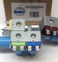 exact replacement refrigerator water valve for electrolux part number 242253002  [ 3192 x 2112 Pixel ]