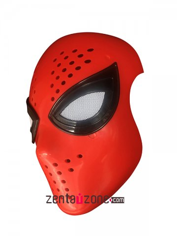 Spiderman Face Shell : spiderman, shell, Civil, Spiderman, Faceshell, Magnetic, Lenses, [30431], .00, Zentai,, Spandex