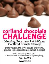 Cortland Chocolate Challenge