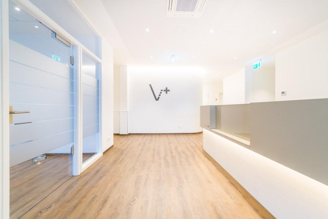Emfang VetSpezial Zentrum für Kleintiermedizin in Lehrte