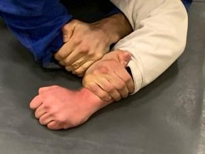 Zenyo Jiu Jitsu Skill Training