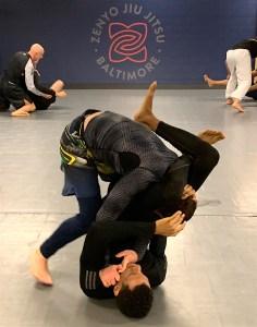 Mutual Benefit Zenyo Jiu Jitsu