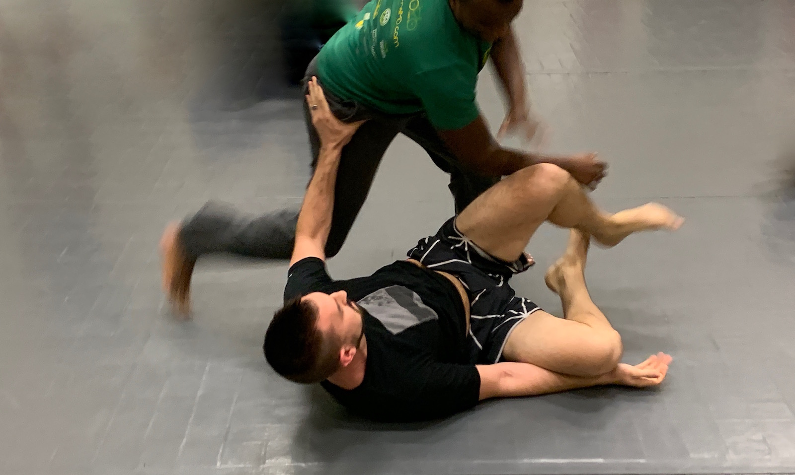 Growth Mindset Through Jiu Jitsu Practice
