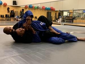 Jiu Jitsu Gym Adult Class