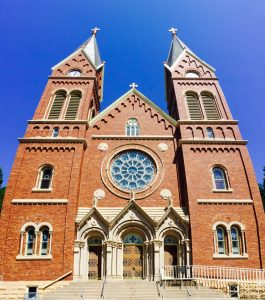 The Cathedral on the Prairie in Hoven, South Dakota. A packing hack led me to it!